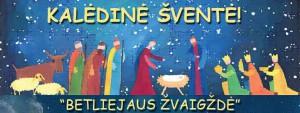 Kalėdinis lituanistinės mokyklos spektaklis – gruodžio 18 d.